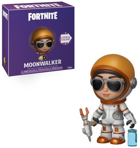 funko 5 star fortnite moonwalker original varios modelos