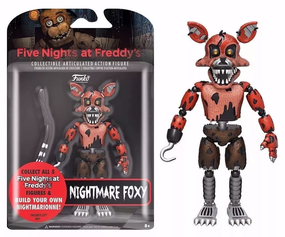 Think, that foxy five nights at freddy s