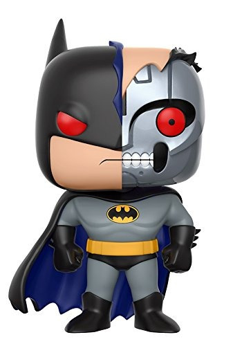 funko animated series robot batman pop vinyl act  buho store