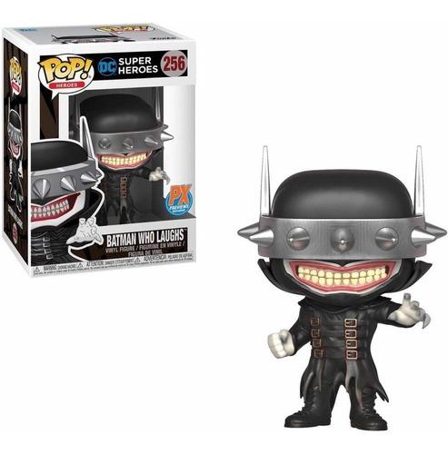 funko batman who laughs (256) - (dc)
