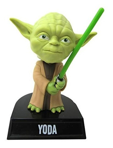 funko bobble head - star wars - yoda - impecable