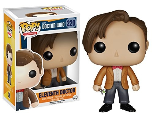 funko doctor who undécimo doctor pop vinilo figura