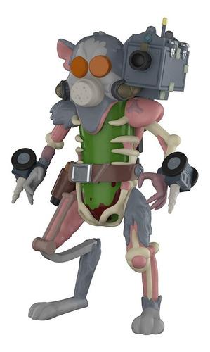 funko figure rick & morty pickle rick