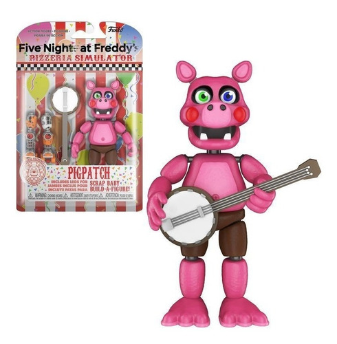 funko five nights at freddy pizza simulator pigpatch