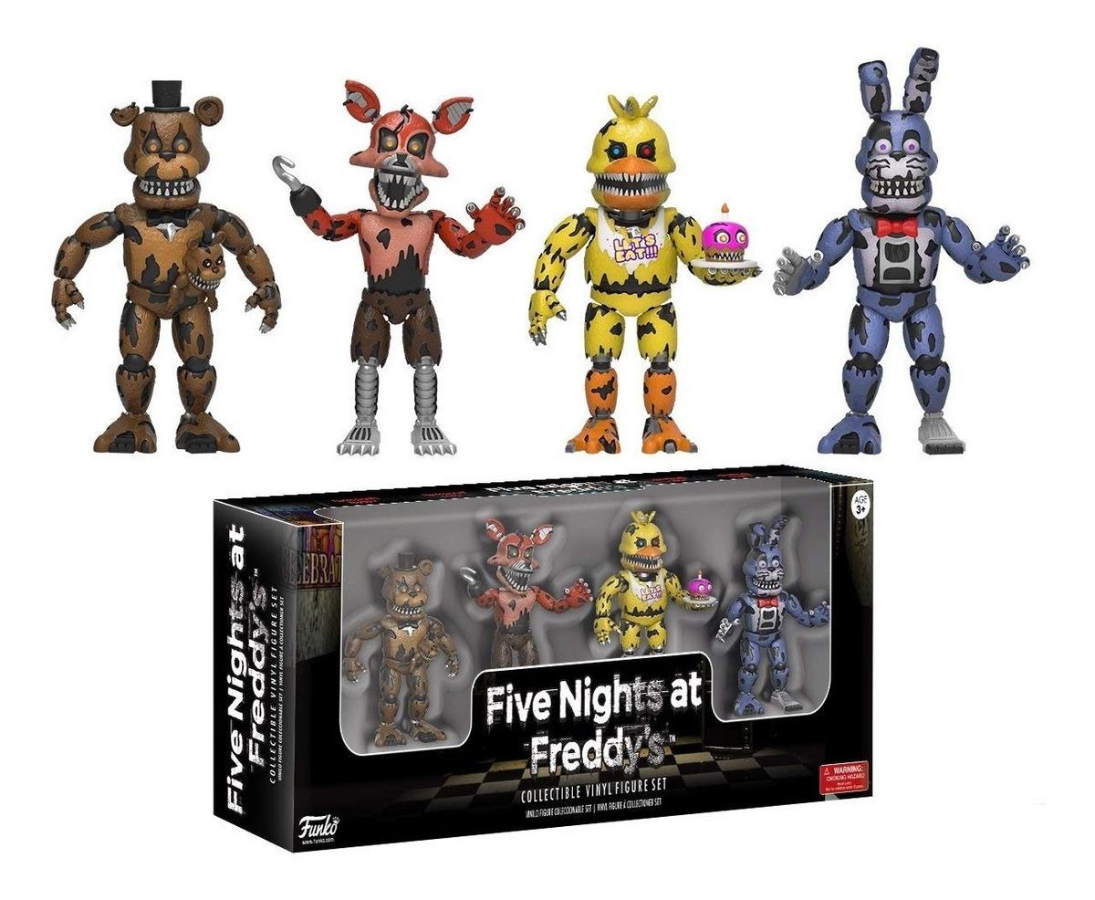 Five Nights At Freddy /'hermana ubicación Funtime Foxy Cordón Pop