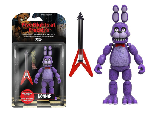 funko five nights at freddy's solo para coleccionistas