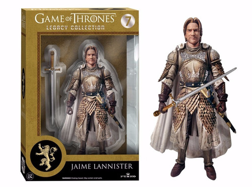 funko game of thrones legacy - jaime lannister