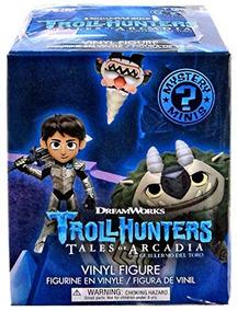 Mystery Mini Troll Hunters Funko Juguete Serie 1 Aq43RjL5