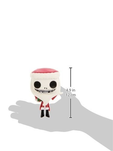 funko nightmare before christmas santa jack pop   buho store