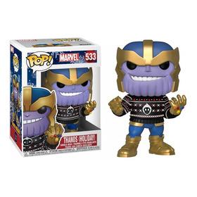 Funko Pop! - Thanos (holiday - Navideño) #533 Original