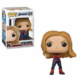 Funko Pop ! Avengers Endgame # 459 - Captain Marvel