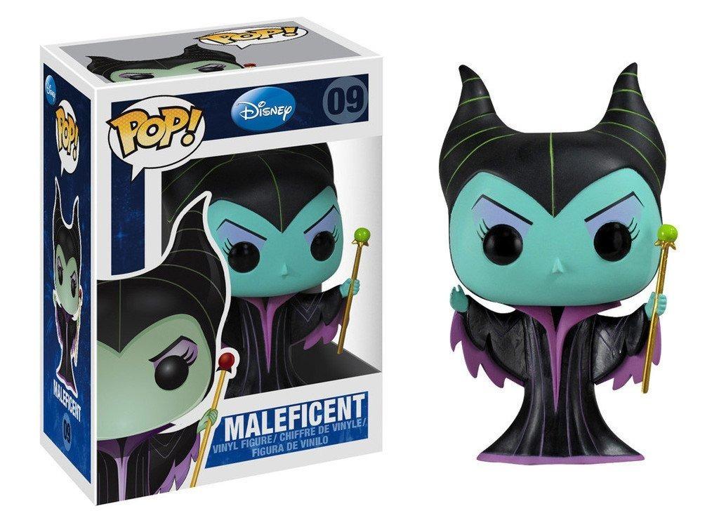 Funko Pop 09 Maleficent Disney Princess 100 Original