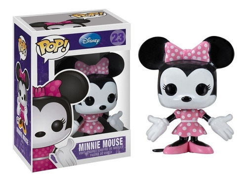 funko pop 23 minnie mouse disney playking