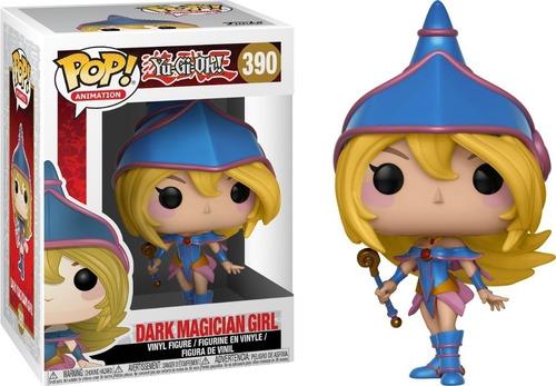 funko pop! 390 dark magician girl yu-gi-oh! gastovic anime