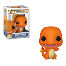 Funko Pop 455 Charmander Pokemon Pata`s Games & Toys