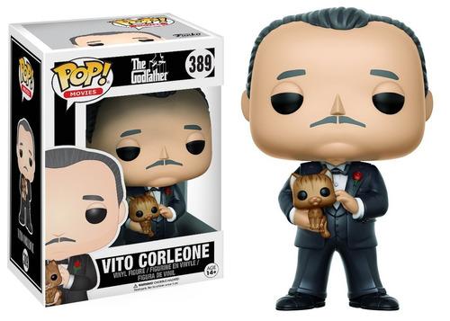funko pop  4714 pelicula: el padrino figura de vito corleone