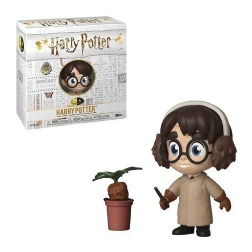 funko pop 5 star - harry potter - harry potter herbology