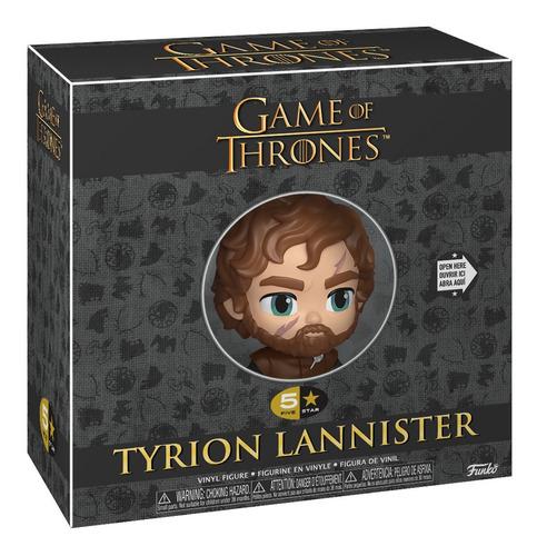 funko pop 5 star tyrion game of thrones distribuidora lv