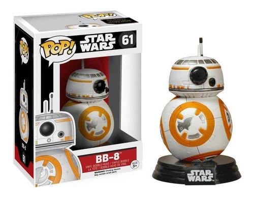 funko pop 61 bb-8 star wars original