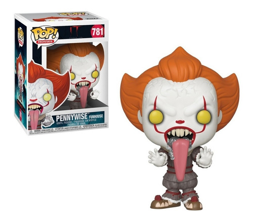 funko pop 781 it pennywise pata`s games & toys