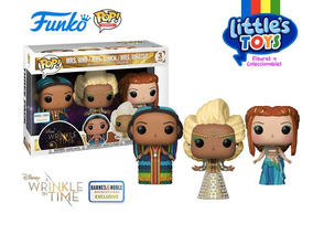 Funko Pop A Wrinkle In Time Exclusivo Barnes And Nobles Disn