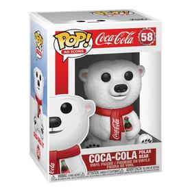 Funko Pop! Ad Icons: Cola-cola - Coca-cola Polar Bear #58