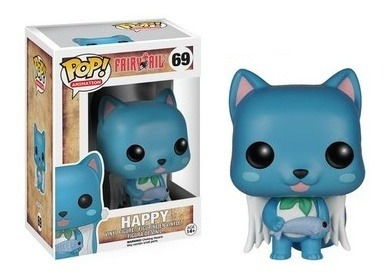 funko pop! animation fairy tail happy - funko pop