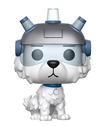 funko pop animation rick and morty snowball acti  buho store
