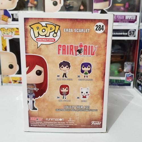 funko pop anime fairy tail erza scarlet 284