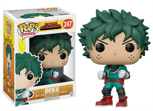 funko pop anime my hero academia deku