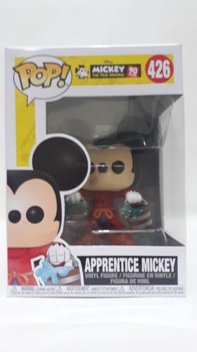 funko pop apprentice mickey 426- the true original