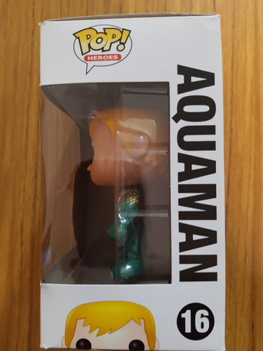funko pop aquaman #16