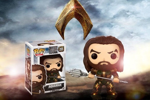 funko pop aquaman justice league dc comics envio gratis