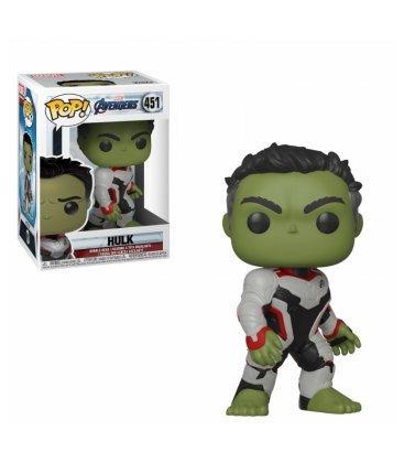 funko pop avengers endgame #451 - hulk