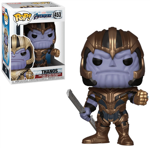 funko pop avengers endgame 453 thanos en stock