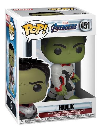 funko pop avengers endgame hulk #451 - mf