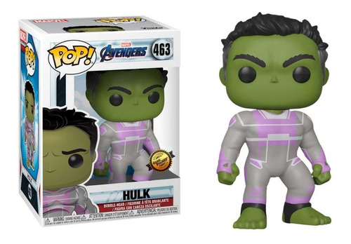 funko pop avengers endgame hulk exclusivo gameplanet (nuevo)