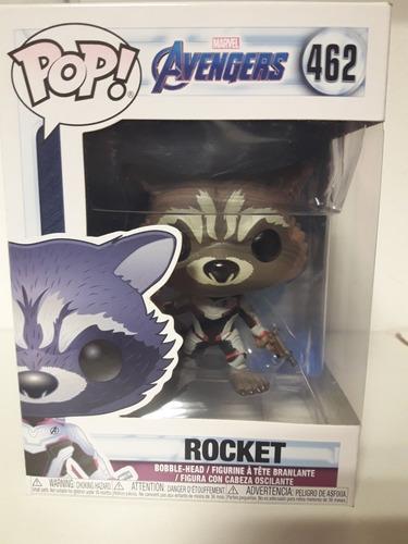 funko pop avengers endgame rocket #462 original