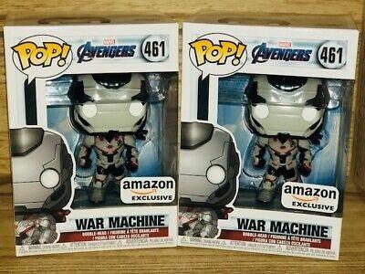 funko pop! - avengers endgame war machine exclusivo original