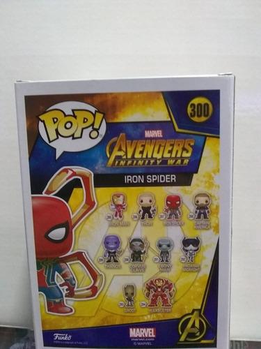 funko pop! avengers iron spider #300