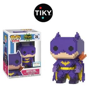 Funko Pop Batgirl 8-bit Exclusiva Barnes And Noble Dc Comics