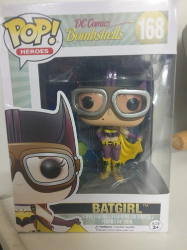 funko pop batgirl bombsheells