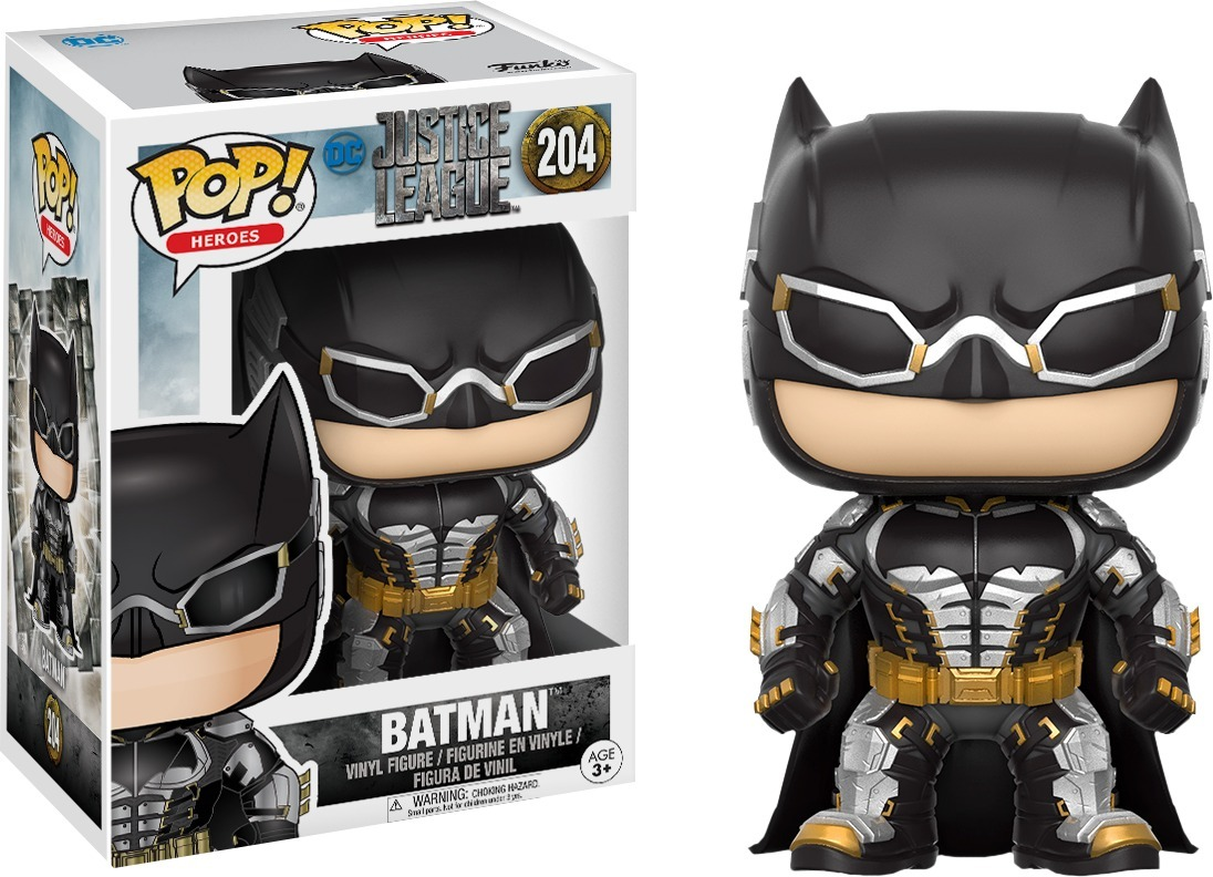 Funko Pop Batman Liga De La Justica Dc Justice League S