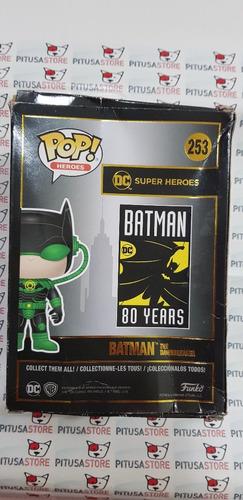 funko pop! batman the dawnbreaker #253 hottopic exclusive!