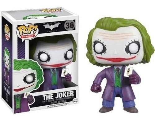 funko pop batman the joker # 36 nuevo original