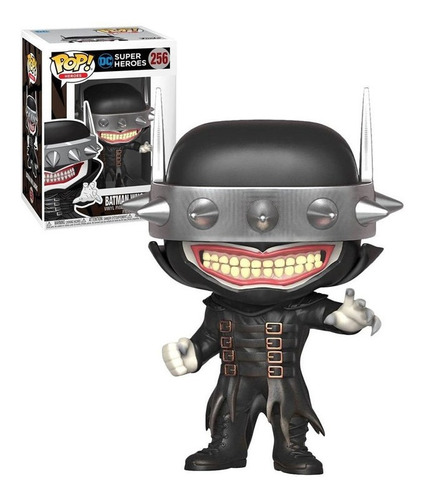 funko pop batman who laughs 256 especial edition