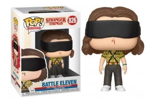 funko pop battle eleven 826 stranger things nuevo