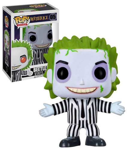 funko pop beetlejuice #05 original | en stock!