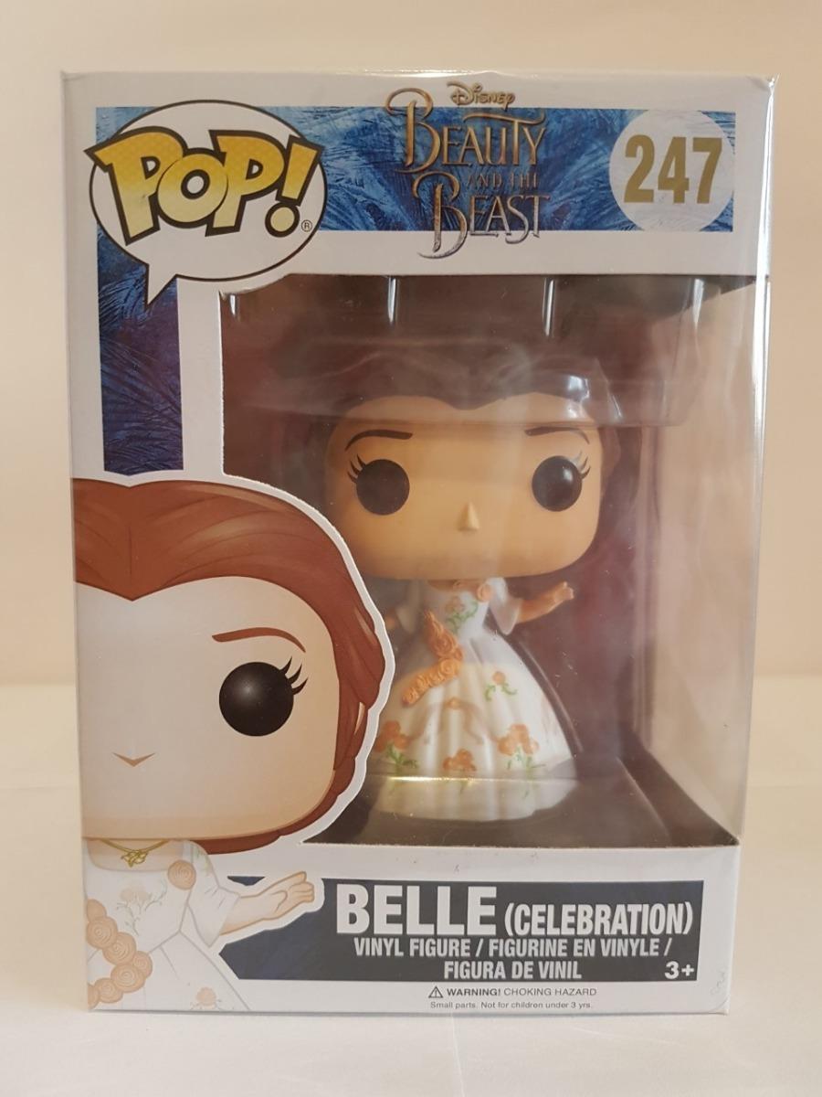 Funko Pop Bella Celebración De La Bella Y La Bestia 247