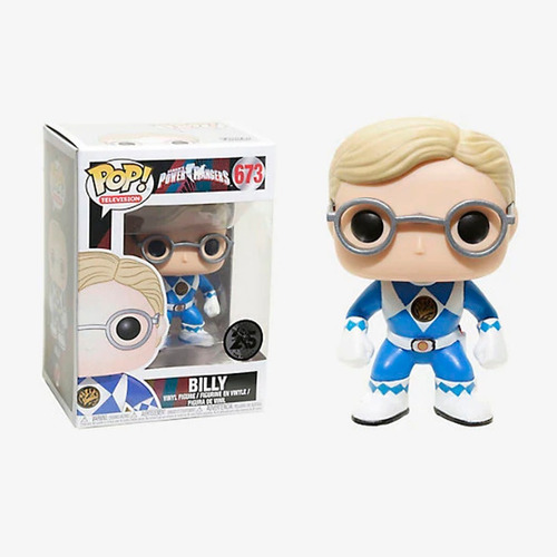 funko pop! billy 673 - power rangers